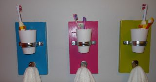 Organize and Arrange The Towels in Your Bathroom