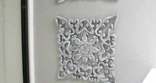 Wall Accents for Bathrooms