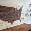 Wood Map Wall Art (Photo 20 of 20)
