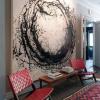 Abstract Circles Wall Art (Photo 17 of 20)