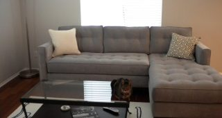 Apartment Sectional With Chaise