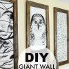 Giant Wall Art (Photo 3 of 25)
