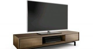 Walnut Tv Cabinet