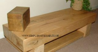 Low Oak Tv Stands