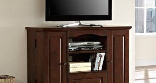 Walker Edison Contemporary Tall Tv Stands
