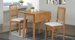 Dining Tables and 2 Chairs