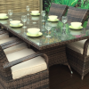 Rattan Dining Tables (Photo 25 of 25)