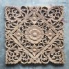 Carved Wood Wall Art (Photo 1 of 10)