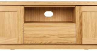 Oak Tv Cabinets With Doors