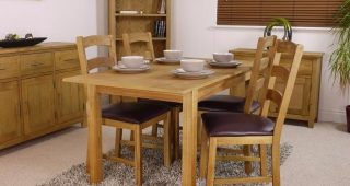 Extending Dining Table Sets