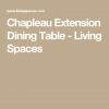 Chapleau Extension Dining Tables (Photo 3 of 25)