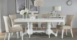 White Dining Tables