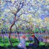 Monet Canvas Wall Art (Photo 3 of 15)
