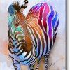 Zebra Canvas Wall Art (Photo 22 of 25)