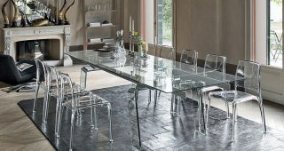 Crystal Dining Tables