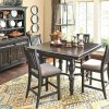 Hyland 5 Piece Counter Sets With Bench (Photo 9 of 25)