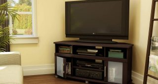 Corner Tv Stands for 46 Inch Flat Screen