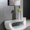 Modern White Tv Stands (Photo 11 of 20)
