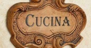Cucina Wall Art Decors
