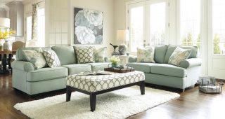 Seafoam Green Couches