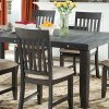 Jaxon Grey 6 Piece Rectangle Extension Dining Sets With Bench & Uph Chairs (Photo 24 of 25)