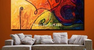 Large Canvas Wall Art