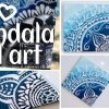 Blue and White Wall Art (Photo 9 of 20)