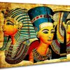 Egyptian Canvas Wall Art (Photo 9 of 15)