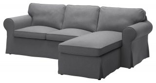 Ikea Chaise Lounge Sofa