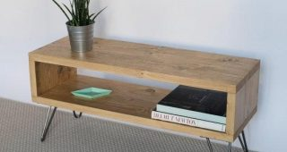 Hairpin Leg Tv Stands