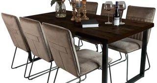 Magnolia Home English Country Oval Dining Tables