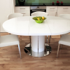 Circular Extending Dining Tables and Chairs (Photo 17 of 25)