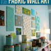 Joann Fabric Wall Art (Photo 13 of 15)