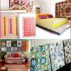 Fabric Wall Art Patterns (Photo 4 of 15)