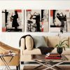 Jazz Canvas Wall Art (Photo 7 of 15)