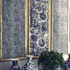 Ikat Fabric Wall Art (Photo 8 of 15)