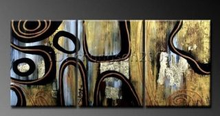 Modern Abstract Huge Oil Painting Wall Art