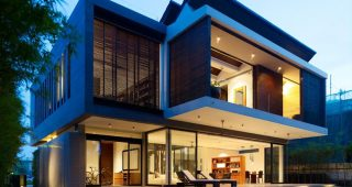 Amazing Modern Architecture of the Beautiful House Design