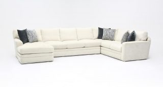 Glamour Ii 3 Piece Sectionals
