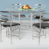 6 Seater Glass Dining Table Sets (Photo 10 of 25)