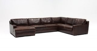 Gordon 3 Piece Sectionals With Raf Chaise