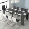 Grey Gloss Dining Tables (Photo 8 of 25)