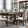 Craftsman 9 Piece Extension Dining Sets With Uph Side Chairs (Photo 18 of 25)