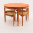 Compact Dining Tables and Chairs