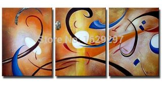 Happiness Abstract Wall Art