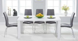 High Gloss Dining Tables and Chairs