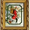 Christmas Framed Art Prints (Photo 15 of 15)