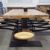 Industrial Style Dining Tables (Photo 23 of 25)