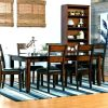 Jaxon Grey 5 Piece Round Extension Dining Sets With Upholstered Chairs (Photo 21 of 25)