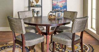 Macie Round Dining Tables